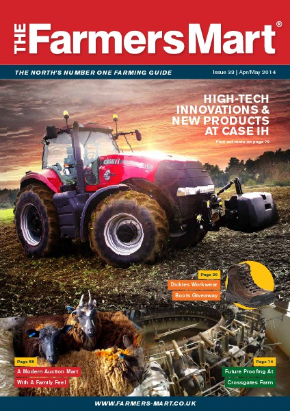 The Farmers Mart Apr/May 2014 - Issue 33