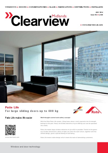 Clearview Midlands July 2014 - Issue 152