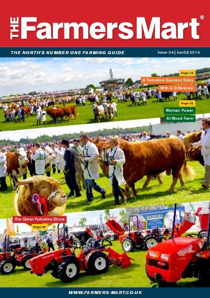 The Farmers Mart Jun/Jul 2014 - Issue 34