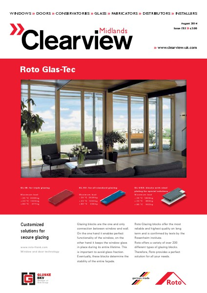Clearview Midlands August 2014 - Issue 153