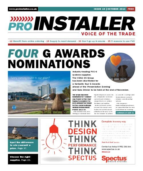 October 2014 - Issue 19
