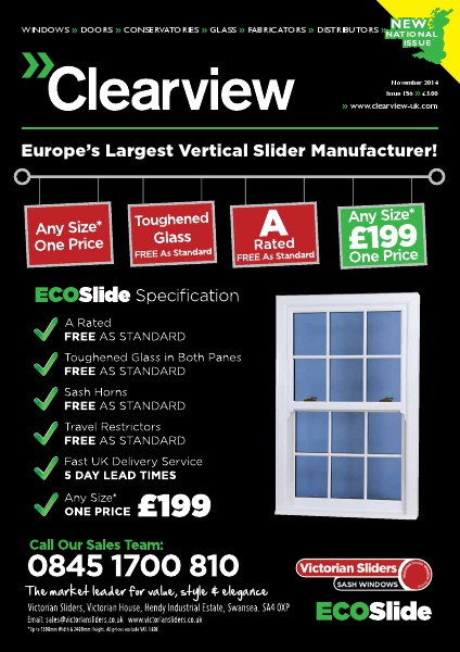 Clearview National November 2014 - Issue 156