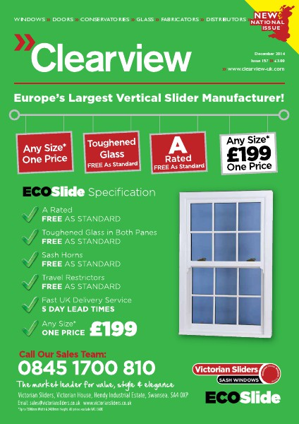 Clearview National December 2014 - Issue 157
