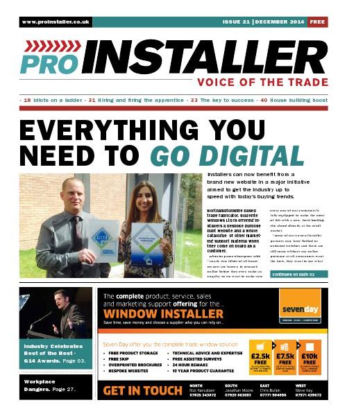 December 2014 - Issue 21
