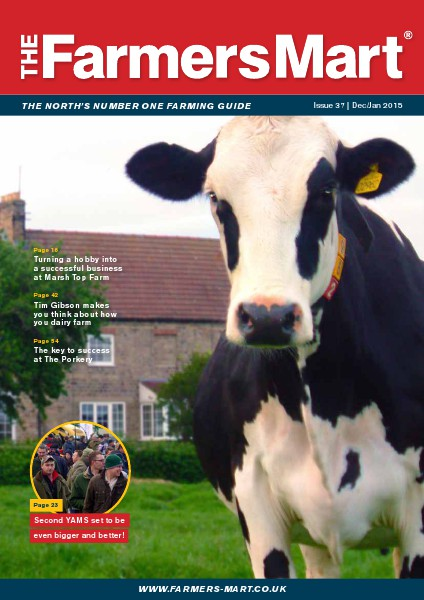 The Farmers Mart Dec/Jan 2015 - Issue 37