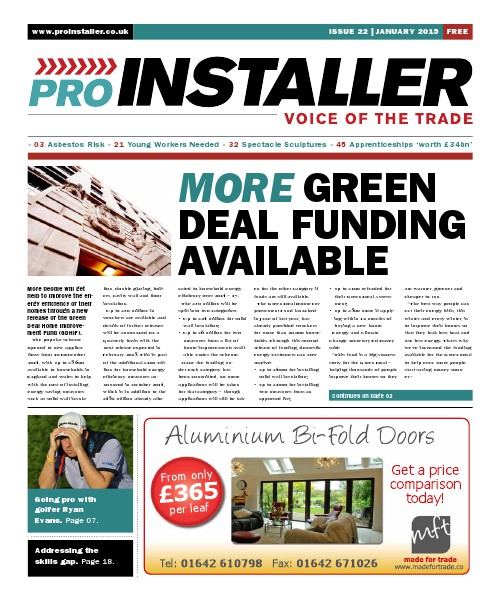 January 2015 - Issue 22