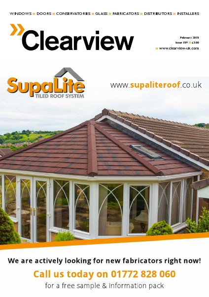Clearview National February 2015 - Issue 159