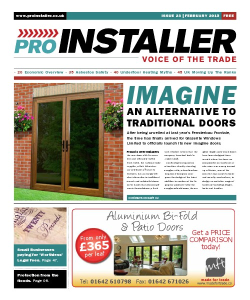 Pro Installer February 2015 - Issue 23