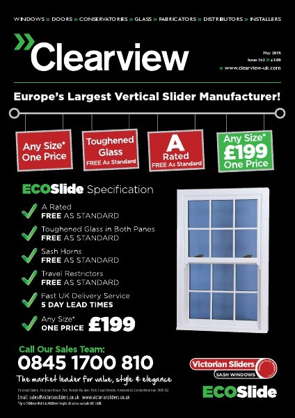 Clearview National May 2015 - Issue 162