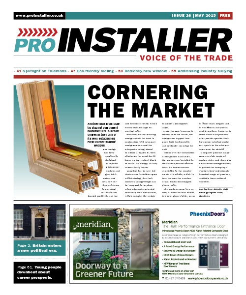 May 2015 - Issue 26