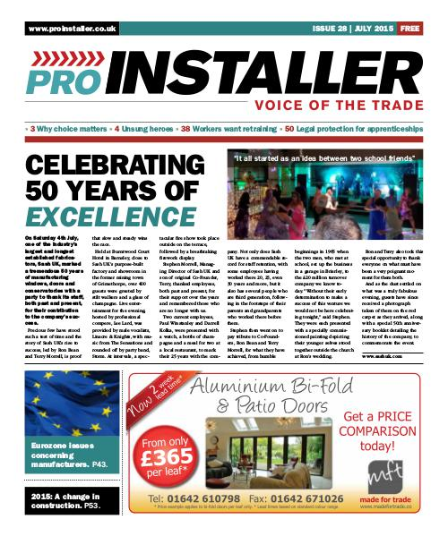 July 2015 - Issue 28