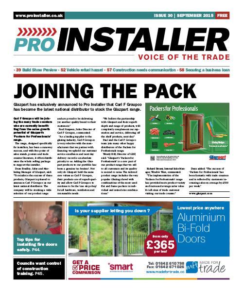 September 2015 - Issue 30