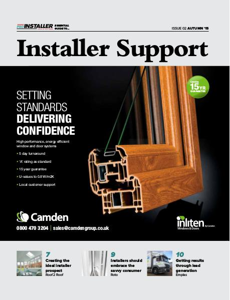 Guide to Installer Support - Issue 02
