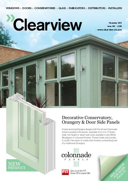 Clearview National November 2015 - Issue 168