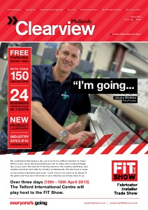 Clearview Midlands Mar 2013 - Issue 136