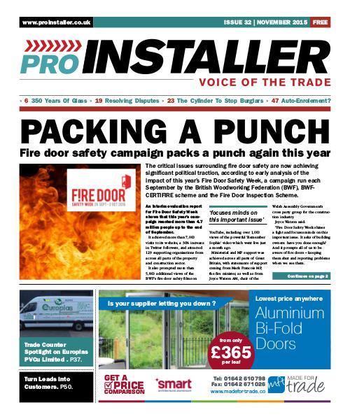 November 2015 - Issue 32