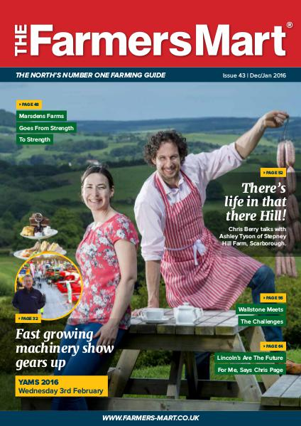 The Farmers Mart Dec/Jan 2016 - Issue 43