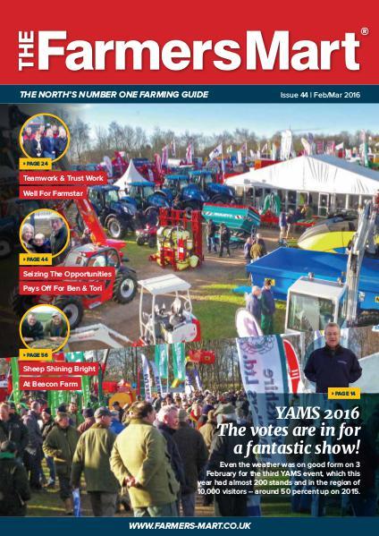 The Farmers Mart Feb/Mar 2016 - Issue 44