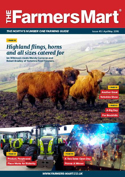 The Farmers Mart Apr/May 2016 - Issue 45
