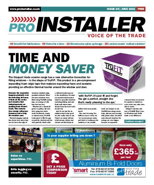 Pro Installer June 2016 - Issue 39