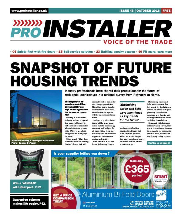 October 2016 - Issue 43