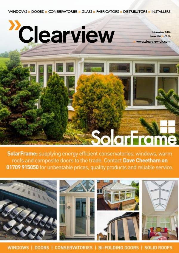 Clearview National November 2016 - Issue 180