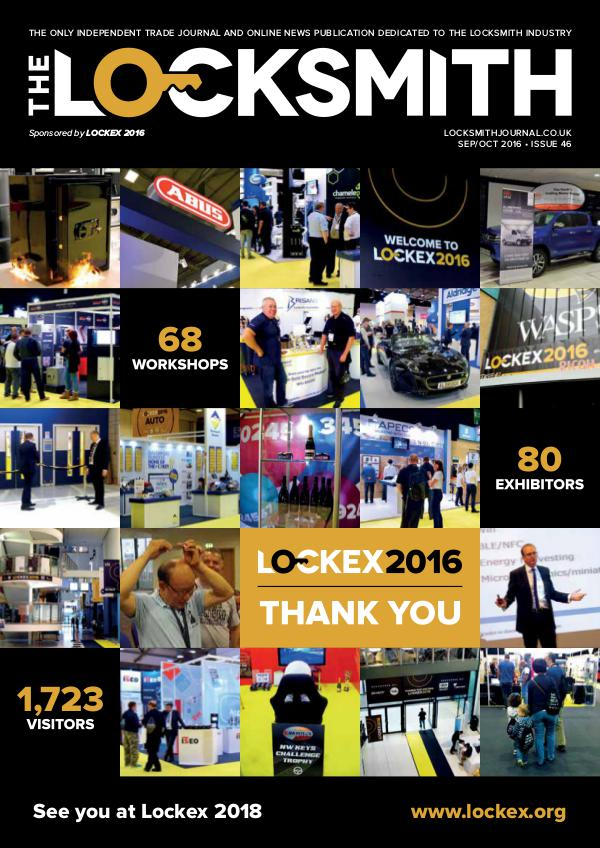 The Locksmith Sep/Oct 2016