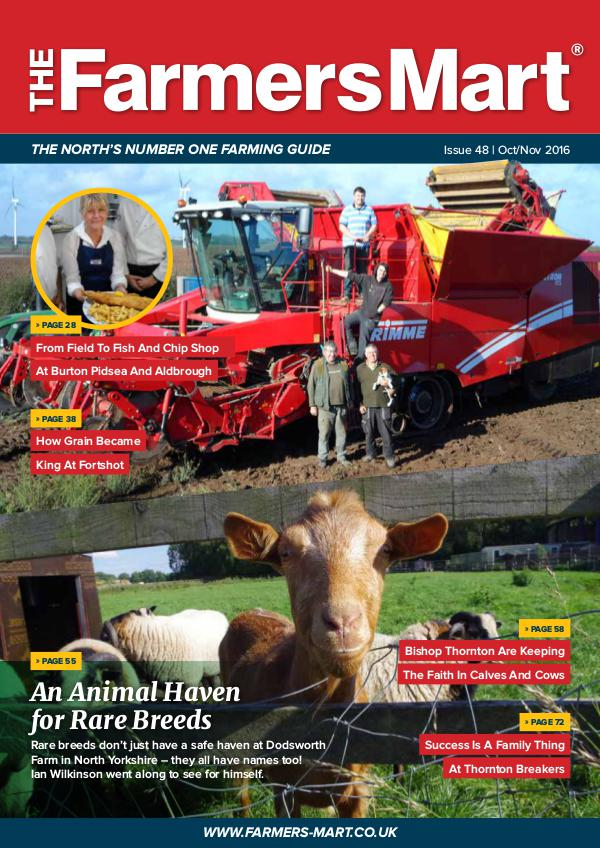 The Farmers Mart Oct/Nov 2016 - Issue 48