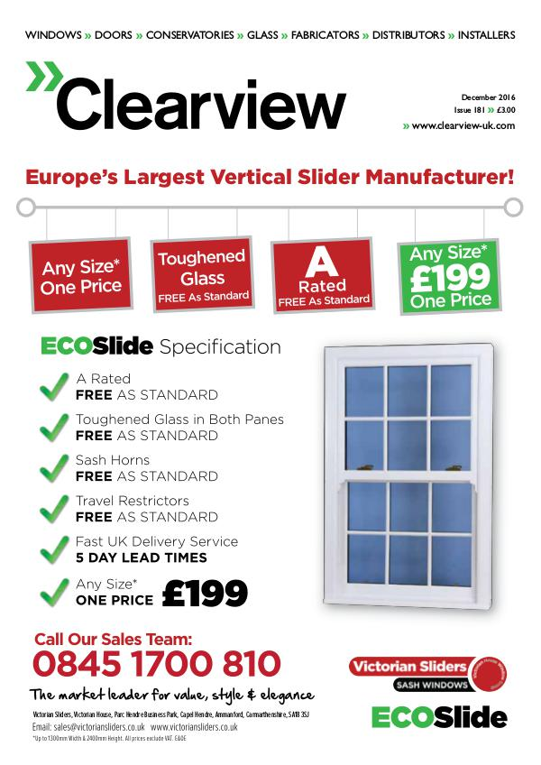 Clearview National December 2016 - Issue 181