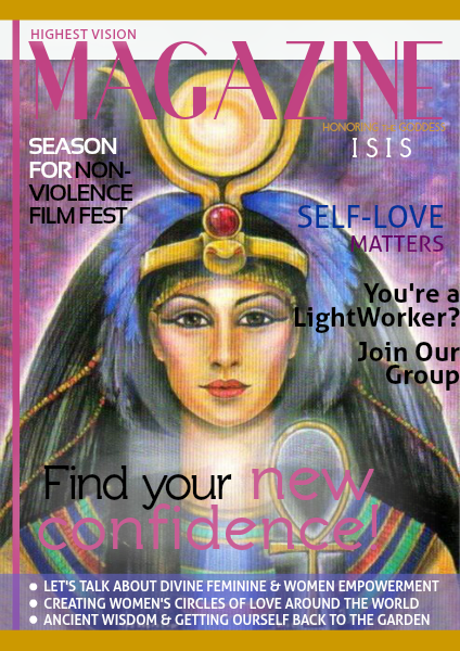 Highest Vision Discovering the Divine Feminine Within