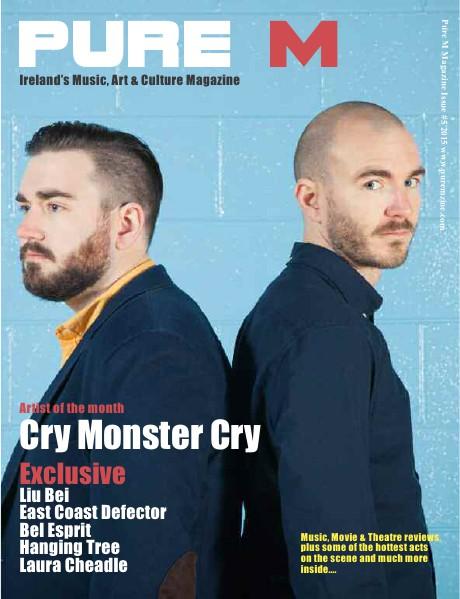 Pure M Magazine ISSUE 5