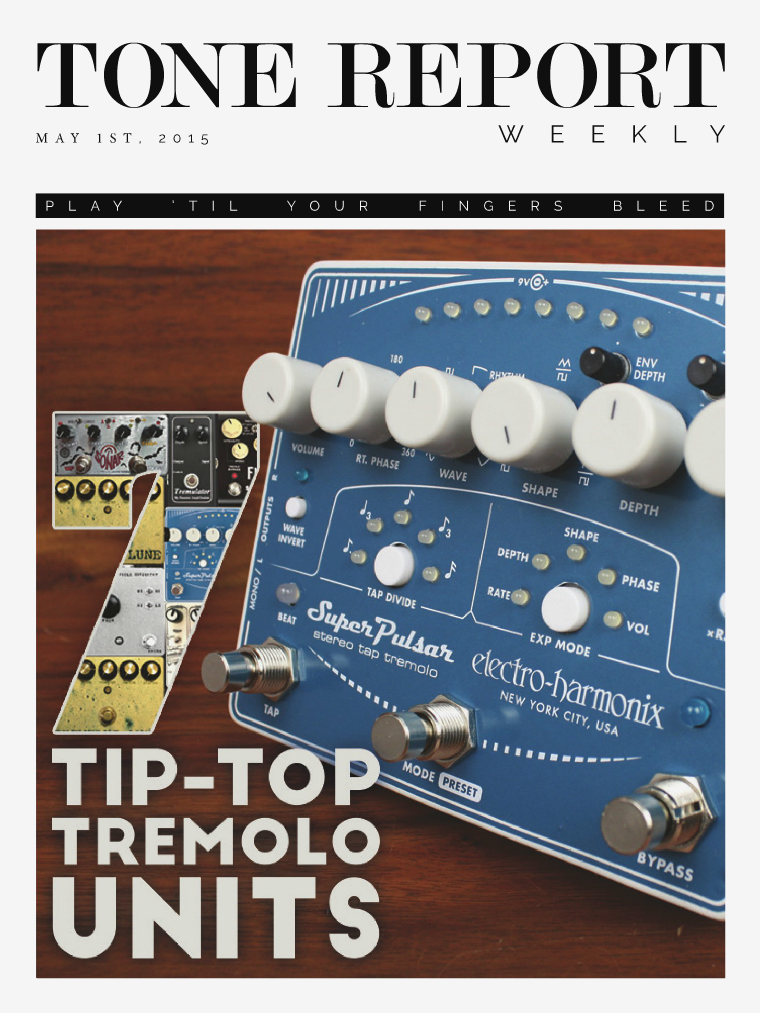 Tone Report Weekly Issue 73
