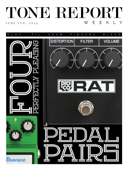 Tone Report Weekly Issue 78