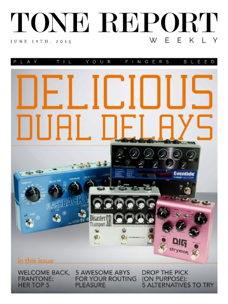 Tone Report Weekly Issue 80
