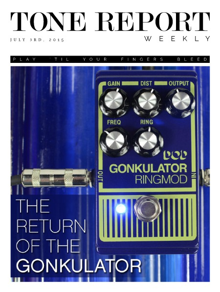 Tone Report Weekly Issue 82