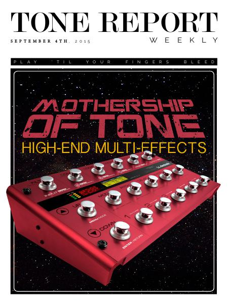 Tone Report Weekly Issue 91