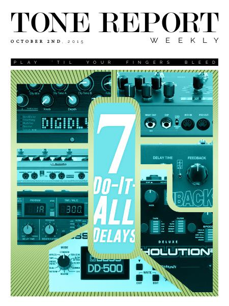 Tone Report Weekly Issue 95