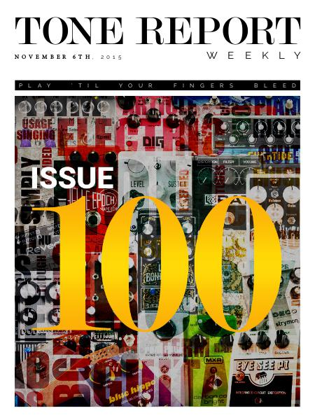 Tone Report Weekly Issue 100