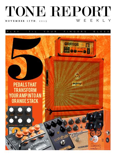 Tone Report Weekly Issue 101