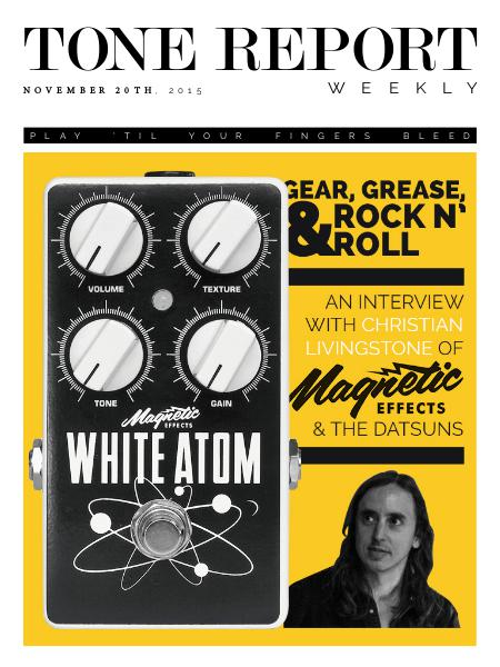 Tone Report Weekly Issue 102
