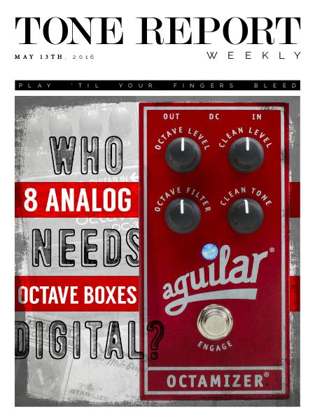 Tone Report Weekly Issue 127
