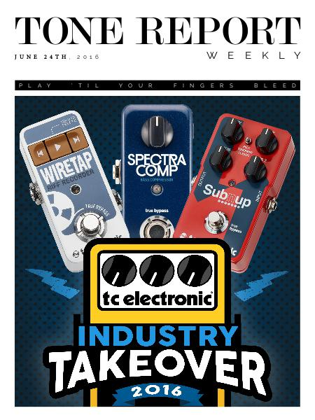 Tone Report Weekly Issue 133