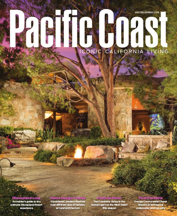 Pacific Coast Magazine Winter/Spring 2018