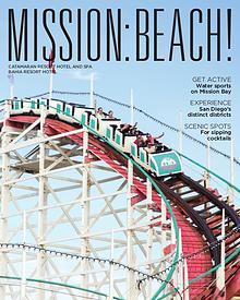 Evans Mission Bay Magazine