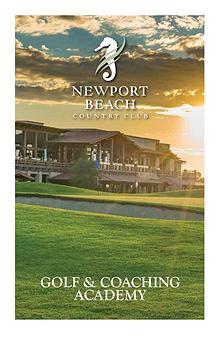 NBCC Golf Academy 2020