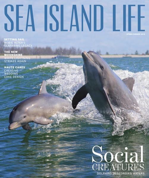 Sea Island Life Magazine Spring 2015