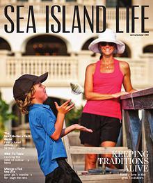 Sea Island Life Magazine