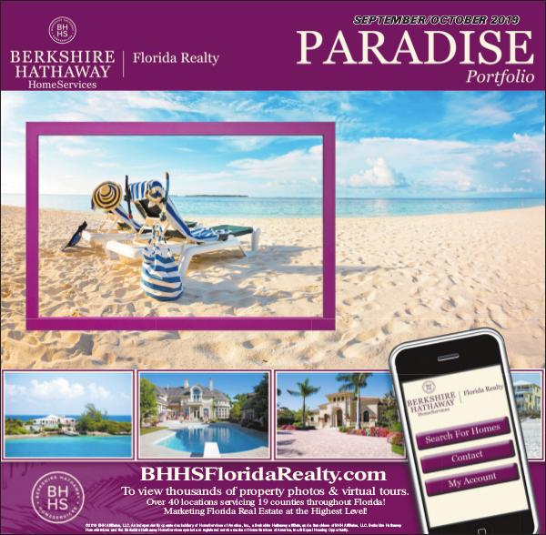 Paradise Portfolio - Miami Herald Edition September 2019 MiamiHerald_PP_Sept_1_2019_digital