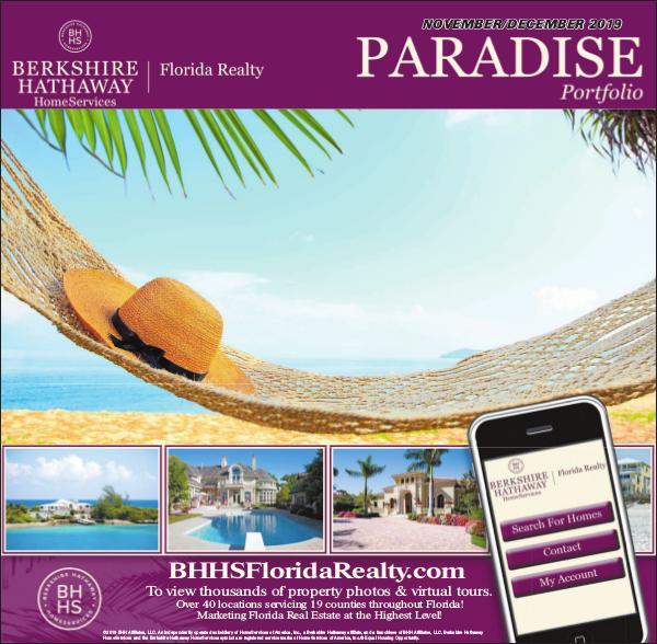 Paradise Portfolio - Miami Herald Digital Edition November 2019 MiamiHerald_DigitalEdition_11-3-19.rev