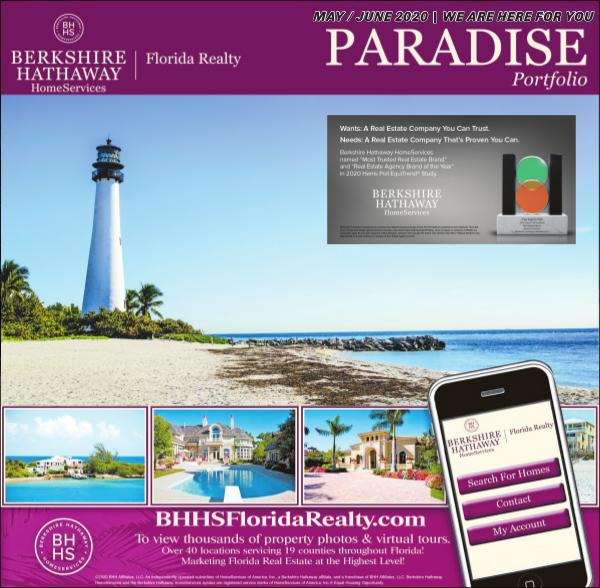 Paradise Portfolio – Miami Herald Edition May / June 2020 MiamiHerald_DigitalEdition_MayJune2020